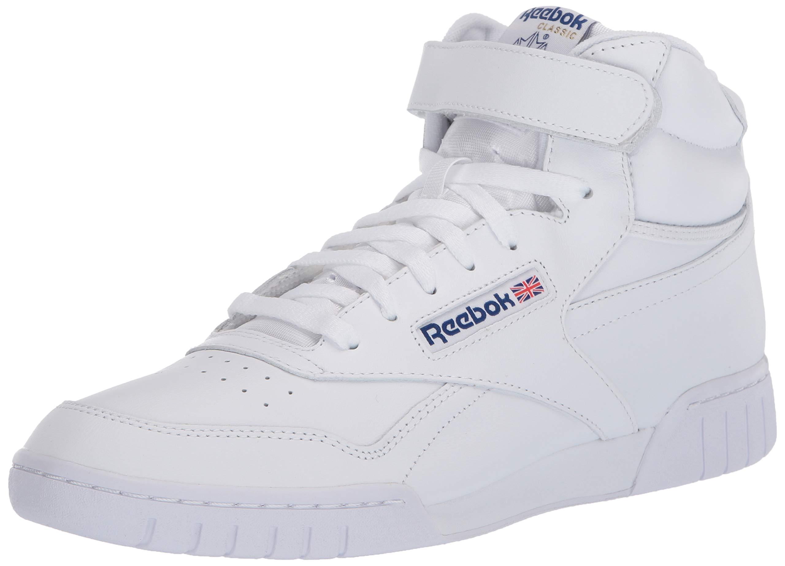 Reebok Women's Ex-o-fit Hi Sneaker
