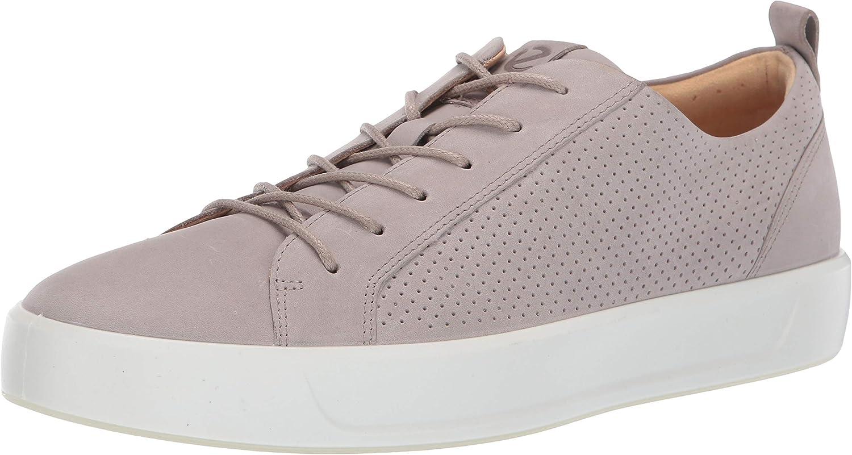 ECCO Men's Soft 8 Tie Sneaker: Amazon