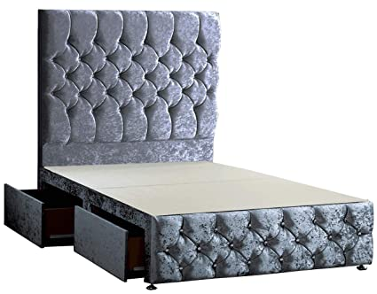 9e620425a1fd Comfort24 iBex Plus Extra Divan Bed 4ft6 (Double) with 54