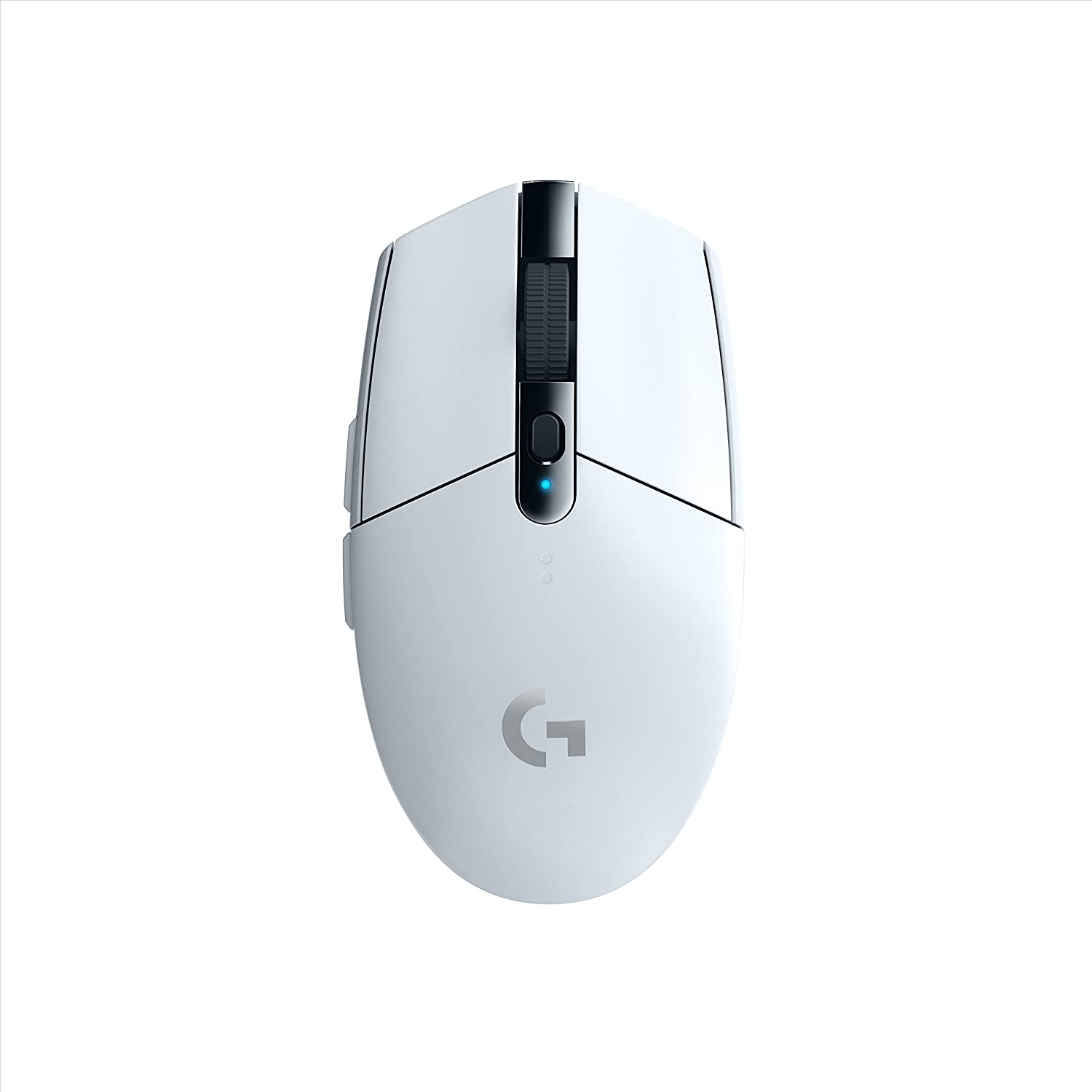 c6203af40d0 Amazon.com: Logitech G305 LIGHTSPEED Wireless Gaming Mouse, White:  Computers & Accessories