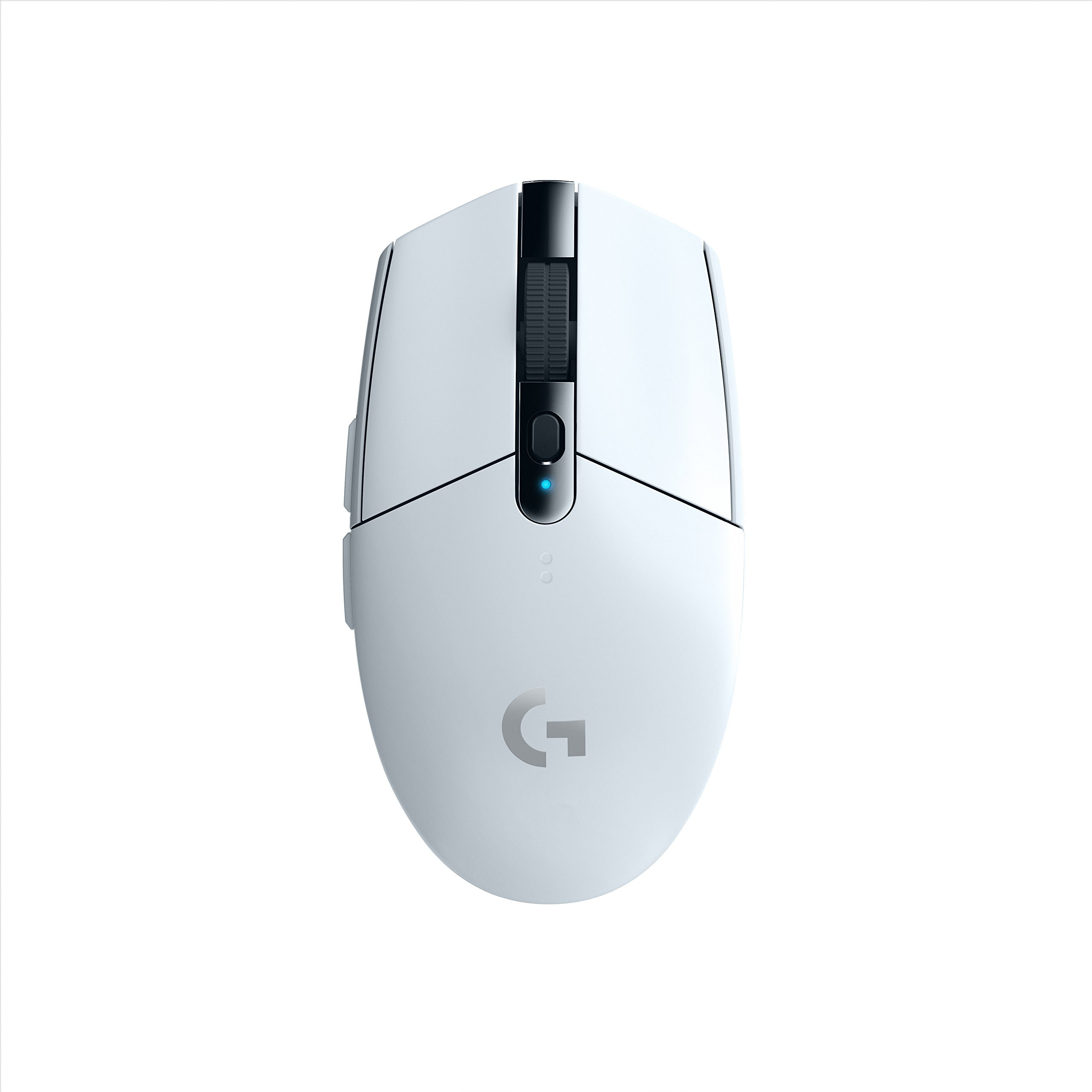Logitech G305 Lightspeed Wireless Gaming Mouse, White
