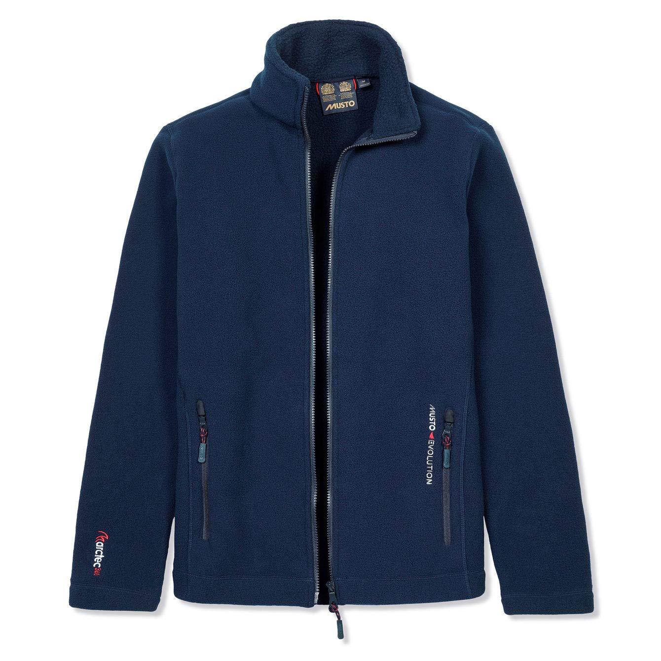 Musto Deck Fleece Jacket - True Navy