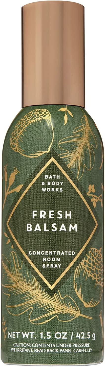 Bath and Body Works Fresh Balsam Concentrated Room Spray 1.5 Ounce (2019 Edition)