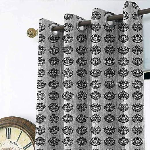 UNOSEKS LANZON - Cortinas con Ojales de Tatuaje, diseño ...