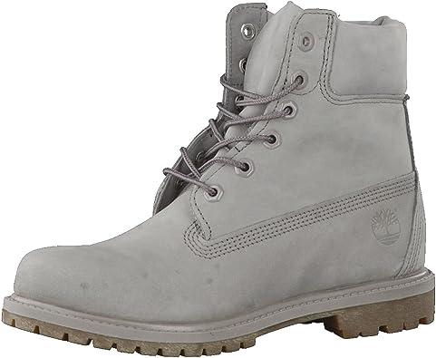 primavera fusión techo  Timberland Botas Premium 6 IN para mujer, gris, 9.5 US: Amazon.com.mx:  Ropa, Zapatos y Accesorios