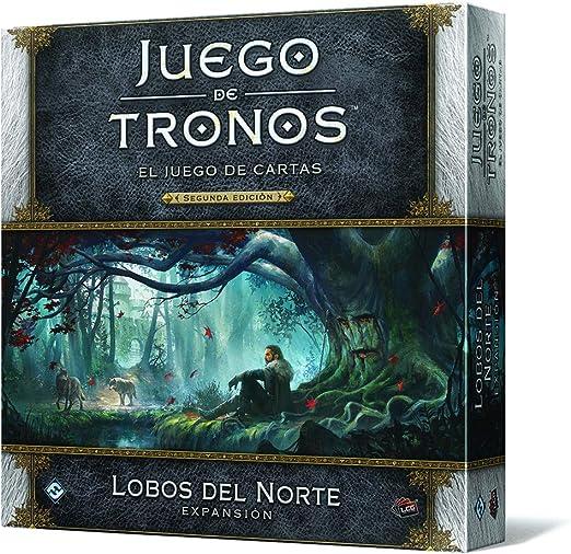 Fantasy Flight Games Juego de Tronos lcg: Lobos del Norte-español, Multicolor (EDGGT08): Amazon.es: Juguetes y juegos