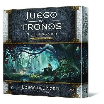 Fantasy Flight Games- Juego de Tronos lcg: Lobos del Norte ...