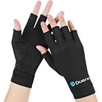 Duerer Koperen artritis handschoenen, de beste compressiehandschoenen voor RSI, mannen en vrouwen, carpaal tunnel…