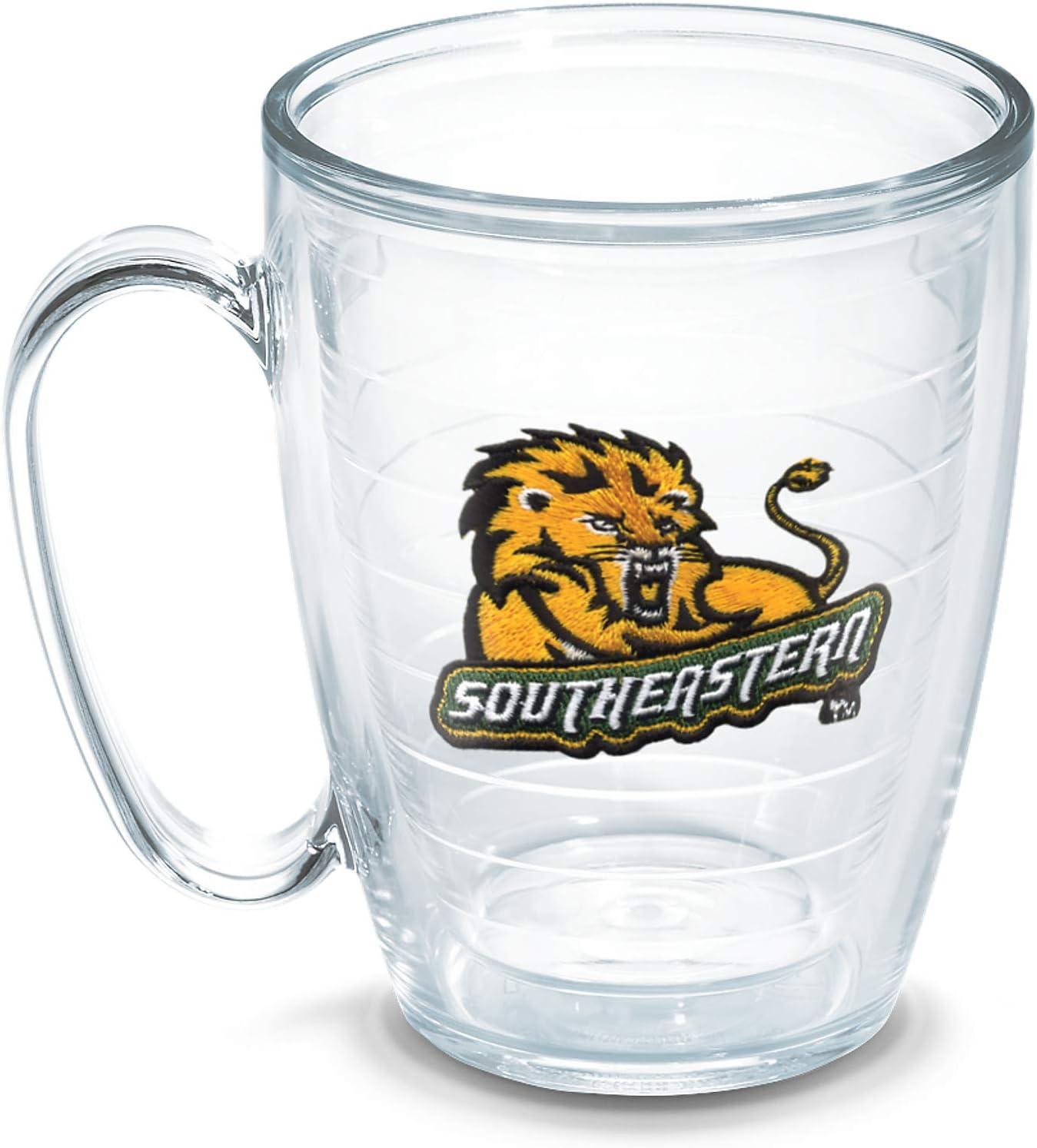 Tervis 1050809  S E Louisiana University Mug Boxed,Clear,16 oz