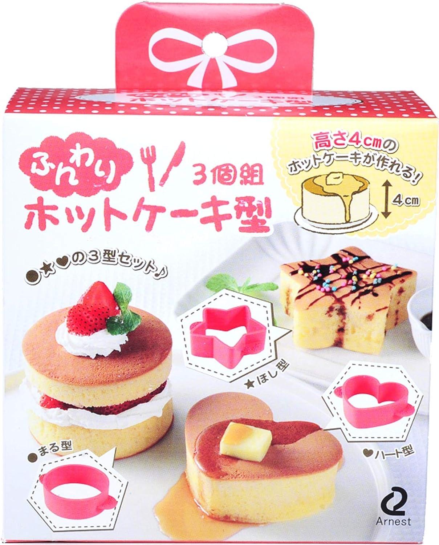 パンケーキ 型