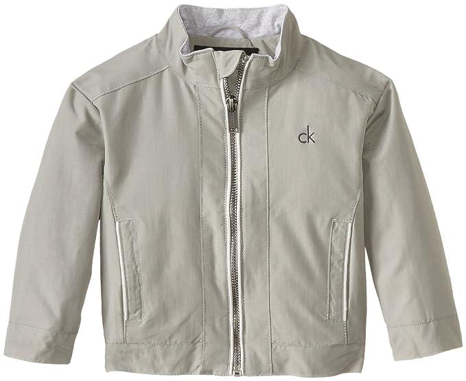 2ba95a9b789b Calvin Klein Baby Boys  Impact Water Resistant Jacket  Amazon.in ...