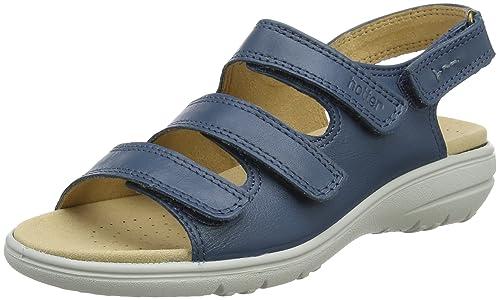 730ec2a4e3c0 Hotter Women s Sophia Open-Toe Sandals  Amazon.co.uk  Shoes   Bags