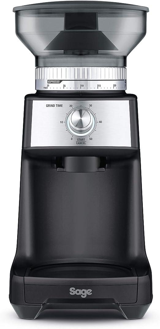 Sage Appliances SCG600 Molinillo de café, Negro: Amazon.es: Hogar