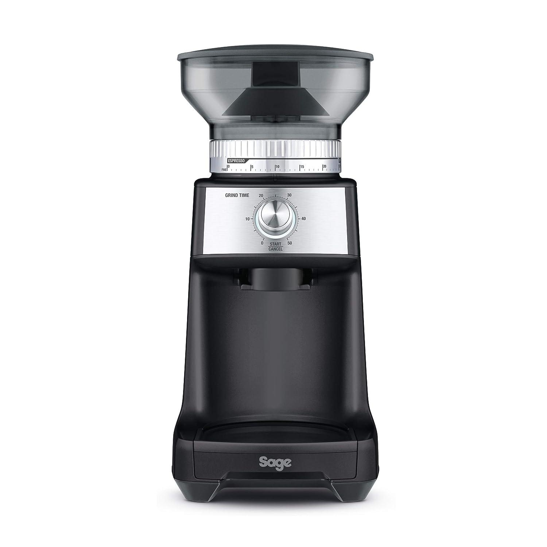 Sage Appliances SCG600 - Molinillo de café, color negro: Amazon.es ...