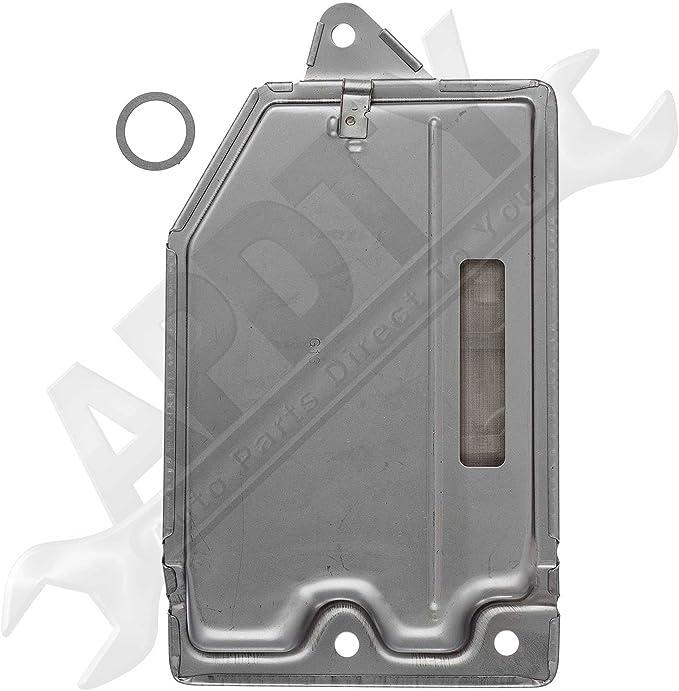 APDTY 100053 Automatic Transmission Filter Kit Filter & Gasket ...