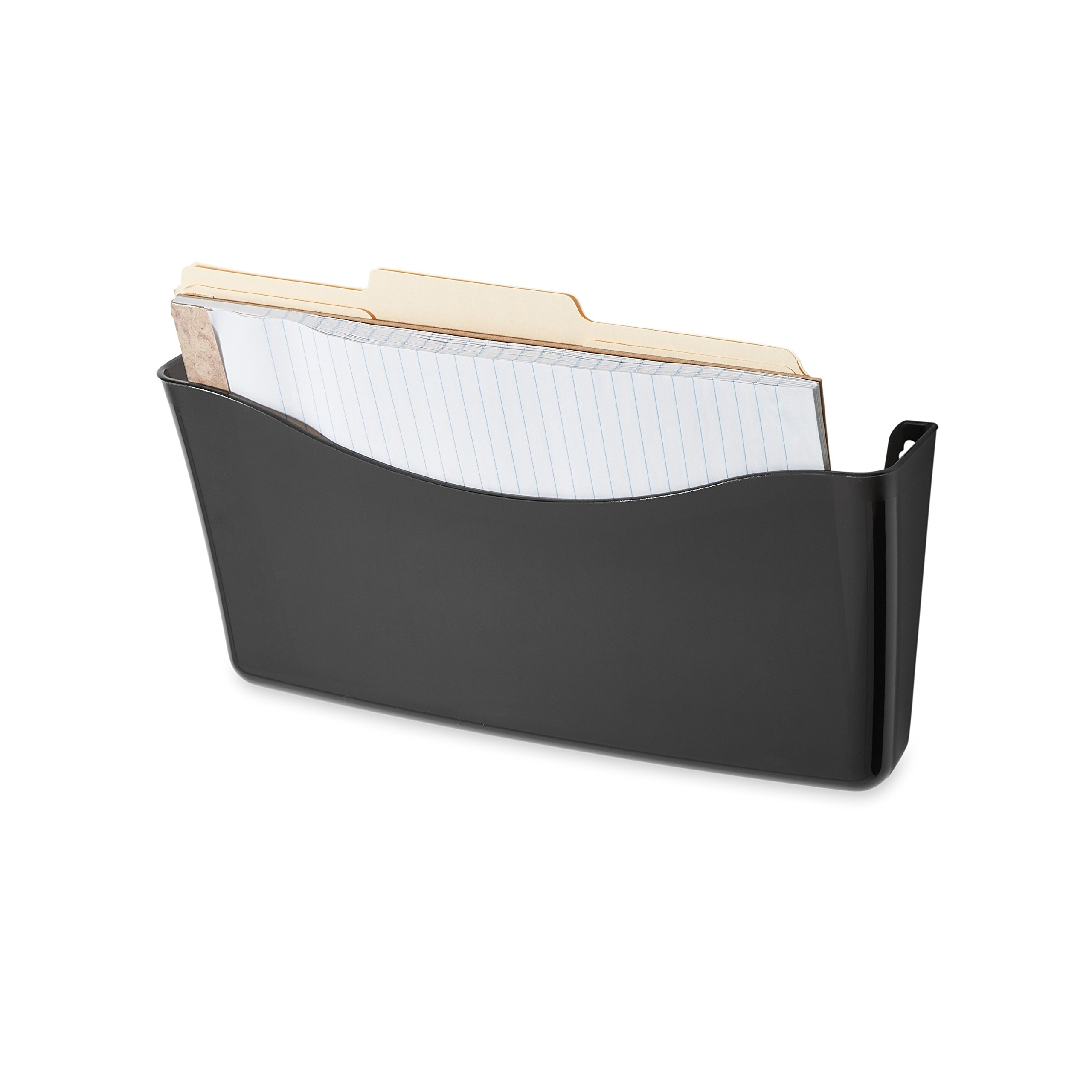 Rubbermaid Unbreakable Single Pocket Wall File (65970) by Rubbermaid (Image #1)