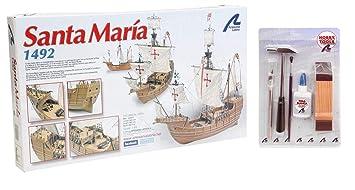 Artesania Latina 22411. Maqueta de barco en madera ...