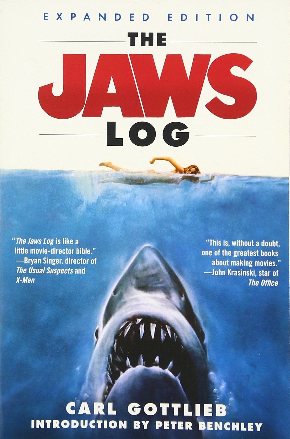 Jaws Log Expanded Shooting Script