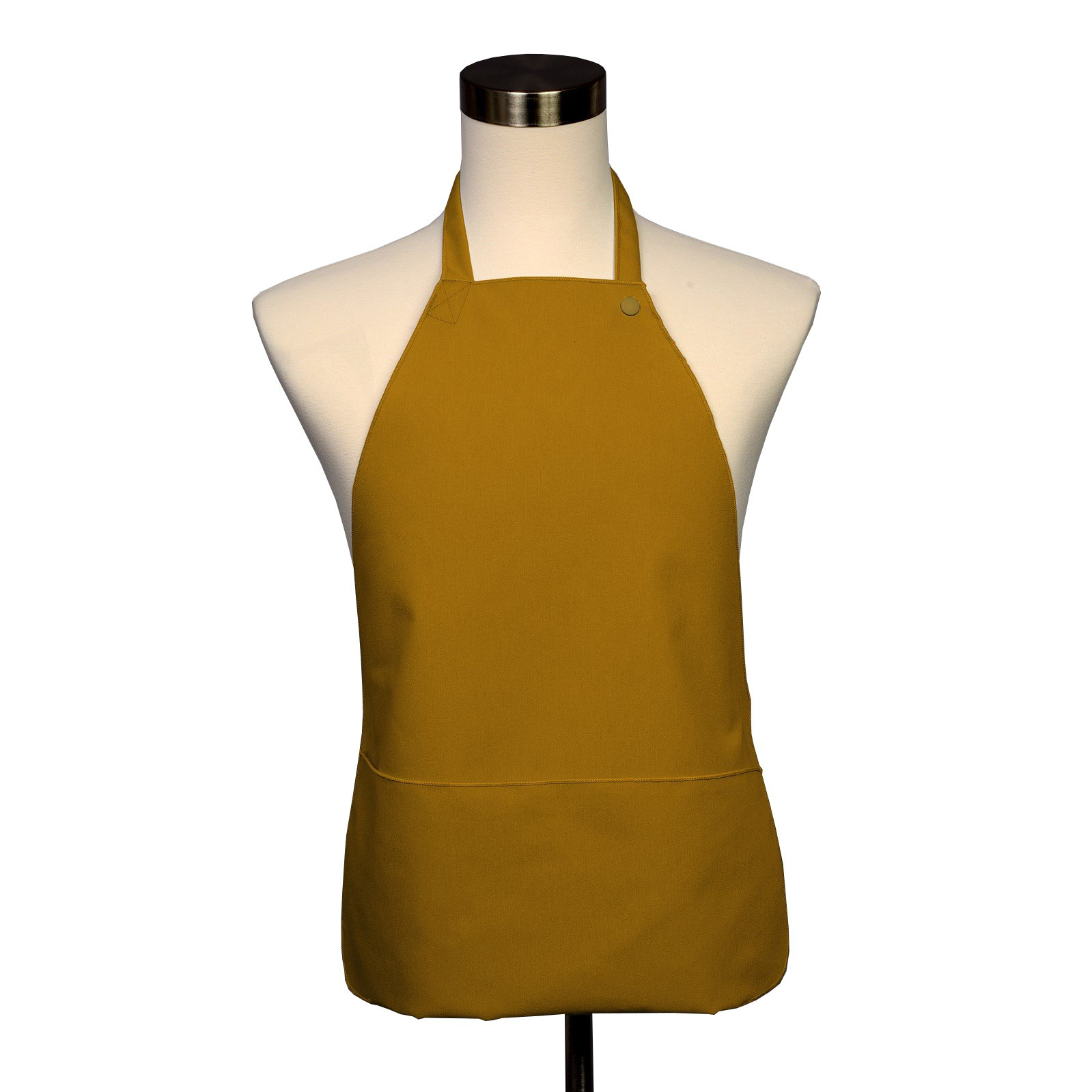 Adult Bib 25 Pack - Covered with Care Assorted Colors Available! (Gold)
