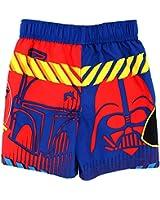 Disney Star Wars Boys Swim Trunks Swimwear (Toddler/Little Kid/Big Kid)
