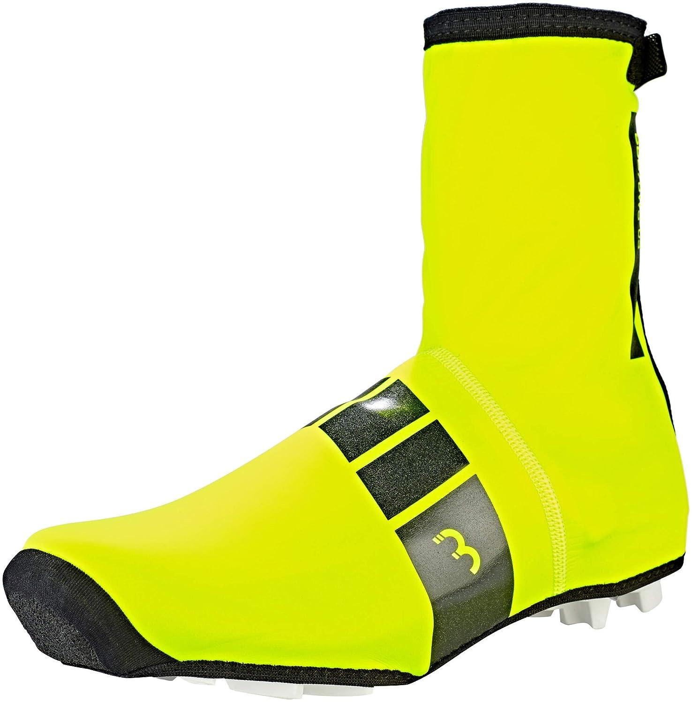 BBB Waterflex Cycling Overshoes – ネオンイエロー – EUR 45 – 46   B071NZMSGT