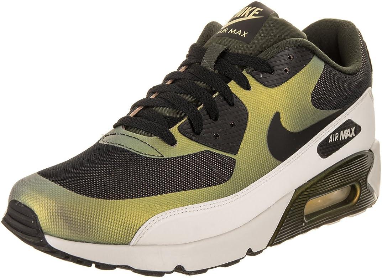 Nike Men's Air Max 90 Ultra 2.0 SE, Pale CitronBlack Bio