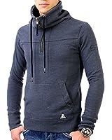 Vsct Herren Sweatshirt V-5400324 Blau
