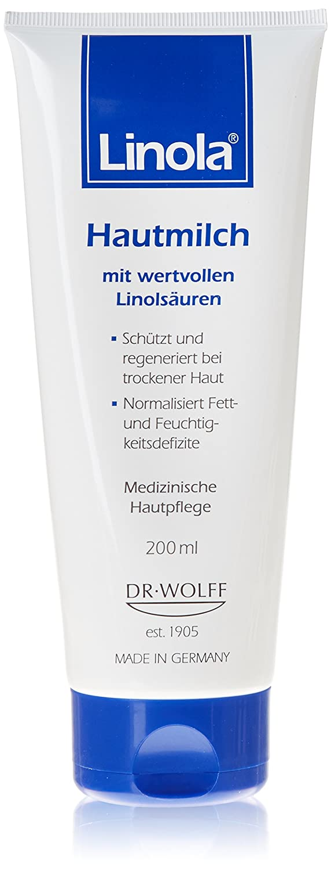 Linola - Lait pour la peau - 200 ml LINOLTN