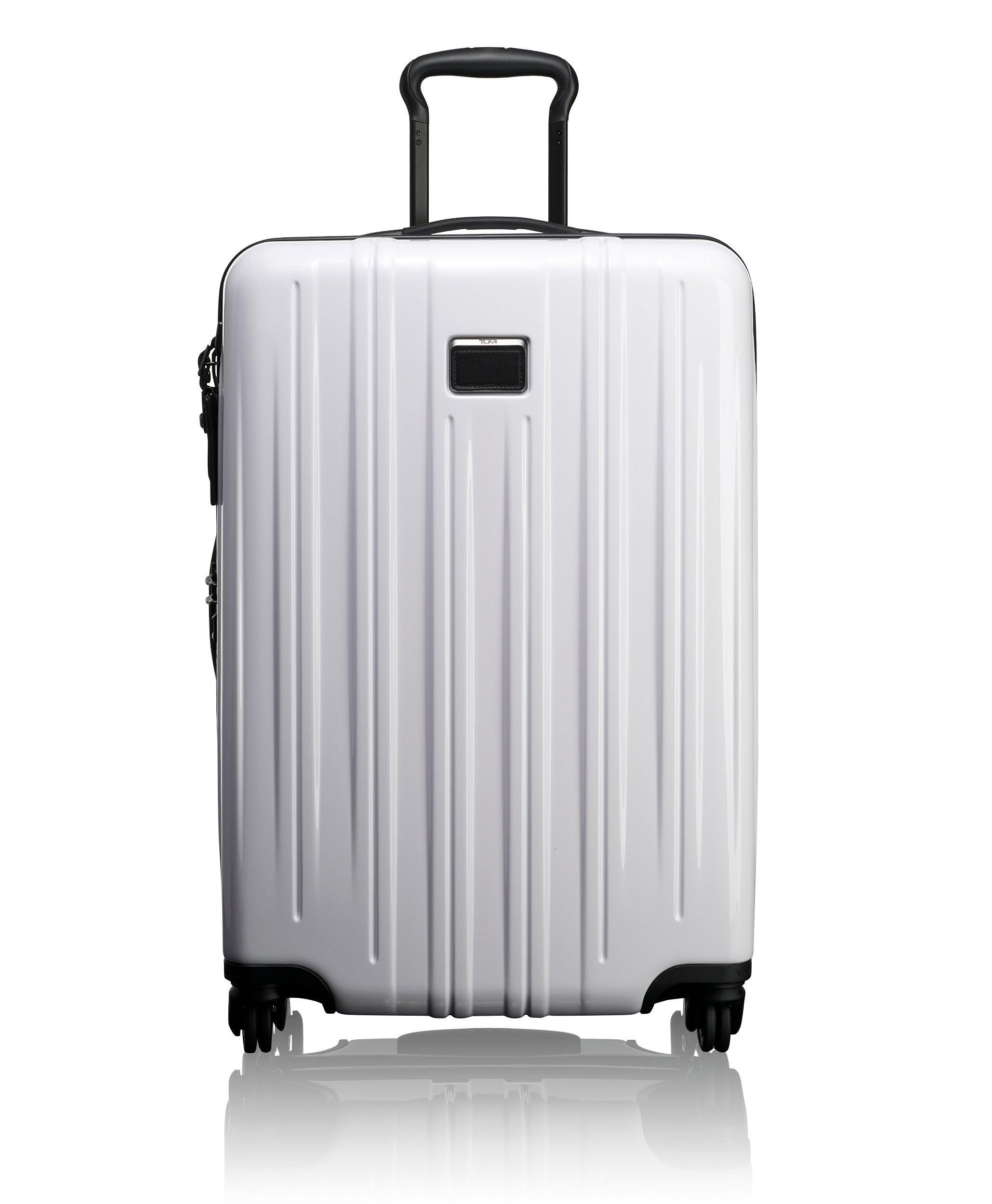 Tumi V3 Short Trip Expandable Packing Case, White