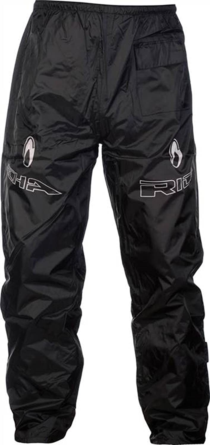 Richa Rain Warrior Mens moto Moto pantalon noir 4XL 5055781745614