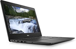 2018 Dell Latitude 3490 FHD Business Laptop PC (Intel Quad Core i5-8250U, 8GB Ram, 256GB SSD, HDMI, Camera, Type C) Win 10 Pro (Renewed)