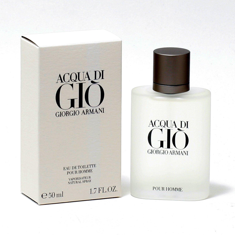 Amazon.com : Acqua Di Gio By Giorgio Armani For Men. Eau