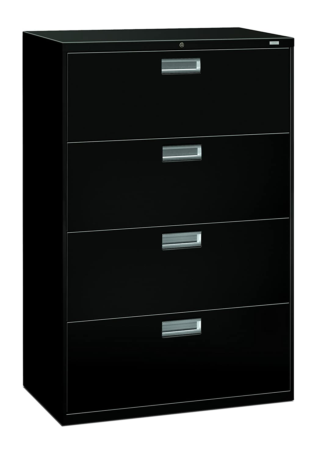 filing lateral wood white cabinet drawer cabinets file hon
