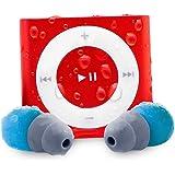 Waterfi Apple iPod shuffle 2GB Red/レッド(本体防水加工済み・防水イヤホン付属)