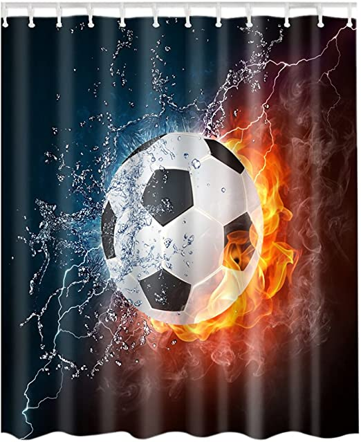 Etopfashion Coleccion De Deportes Decoracion, Balon De futbol En ...
