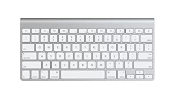 Apple A1314 Teclado inalambrico Wireless Keyboard – US Layout (Certificado Reformado)