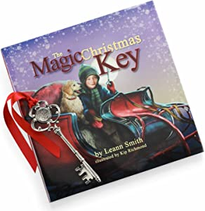 The Magic Christmas Key Book and Key Gift Set, Hardback by Leann B. Smith (Author), Kp Richmond (Illustrator) by Pine Tree Publishing