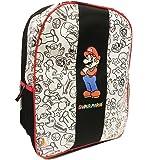 Super Mario Backpack Yoshi Mushroom Star Luigi Toad