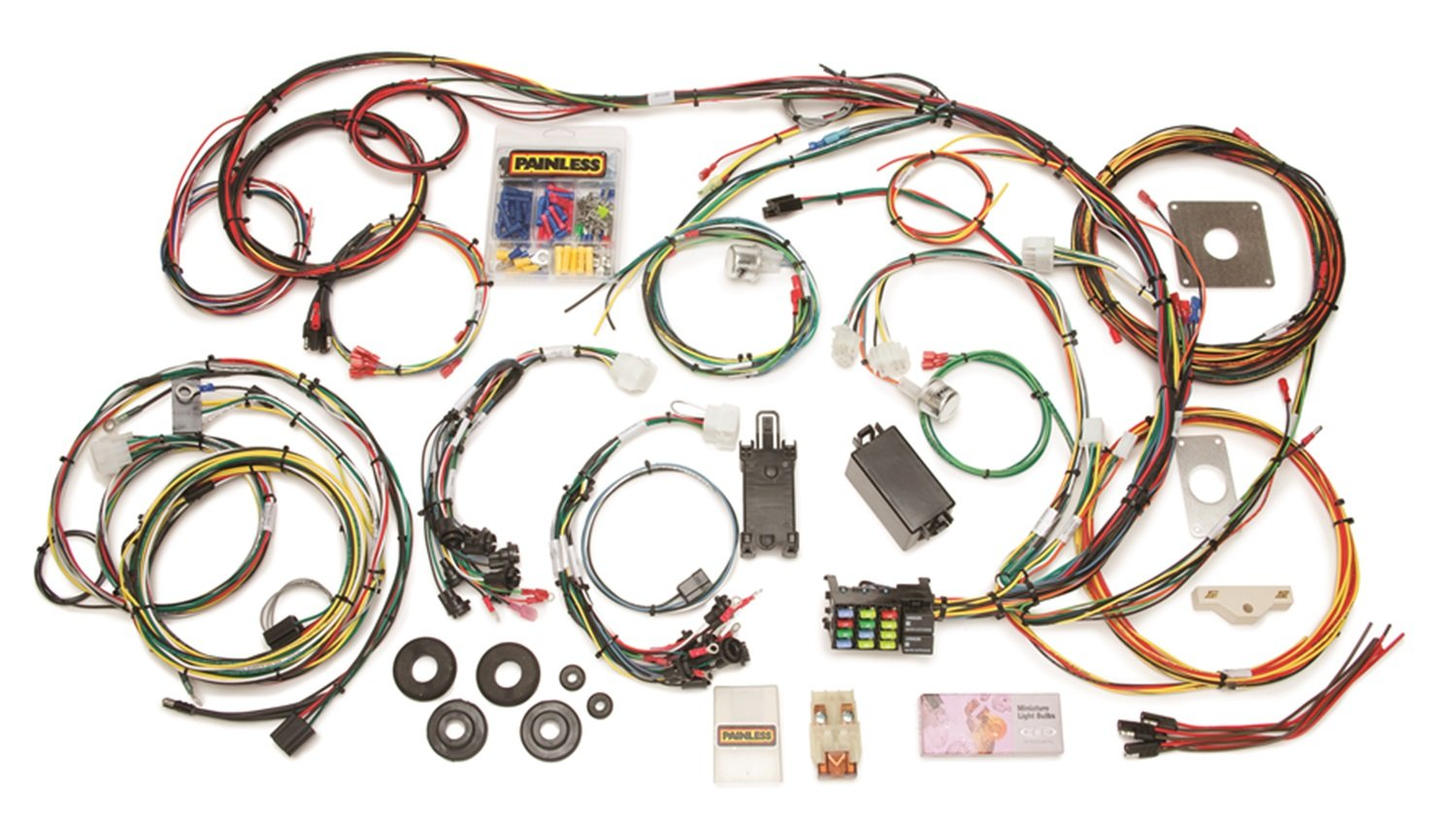Painless 20120 Automotive Wiring And Chassis Harness