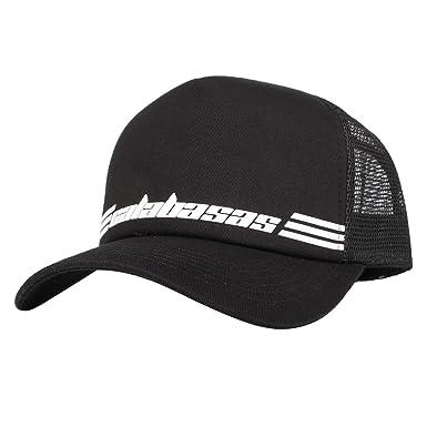 WITHMOONS Gorras de béisbol Gorra de Trucker Sombrero de Baseball Cap Simple Meshed Hat Glossy Calabasas