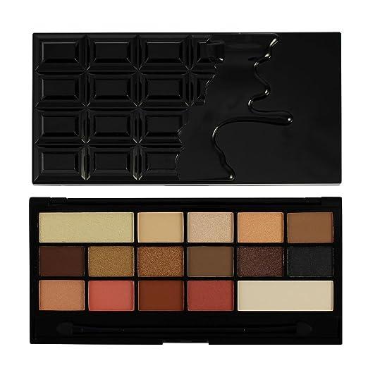 2 opinioni per I Heart Makeup Chocolate Vice palette di ombretti