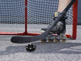 A&R Sports Inline Street Hockey Puck, 6 Count (Pack of 1) - Packaging May Vary