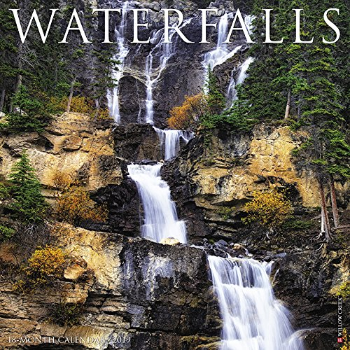 Waterfalls 2019 Wall Calendar