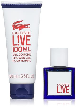 sklep w Wielkiej Brytanii sprzedaż hurtowa sklep internetowy Amazon.com: Lacoste Lacoste Live Eau de Toilette, 3.3 fl oz ...