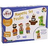 Sevi 82827 - Set Magnetico Pirati