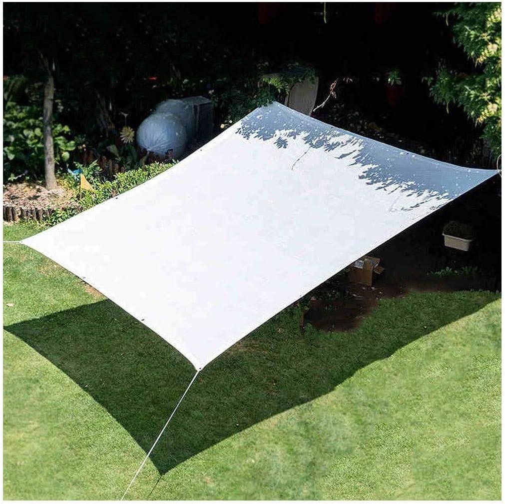 Anti-UV Sun Cloth Net Shade Garden Sunscreen Shade Sail Cloth Cover Outdoor