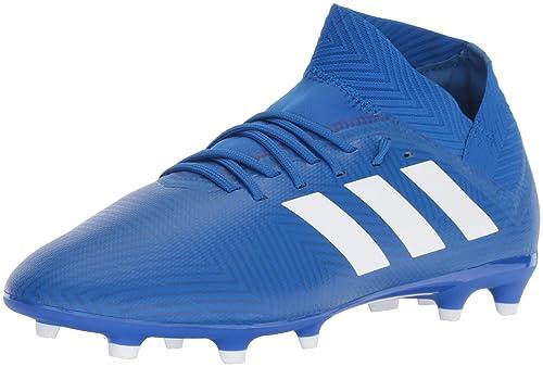 83bb31bed10 adidas Boys  NEMEZIZ 18.3 Firm Ground Soccer Shoes