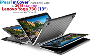 "mCover iPearl Hard Shell Case for New 13.3"" Lenovo Yoga 720 (13) Laptop (Black)"