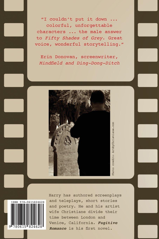 e-book Fugitive Romance: The Fictional Memoir of a Hollywood