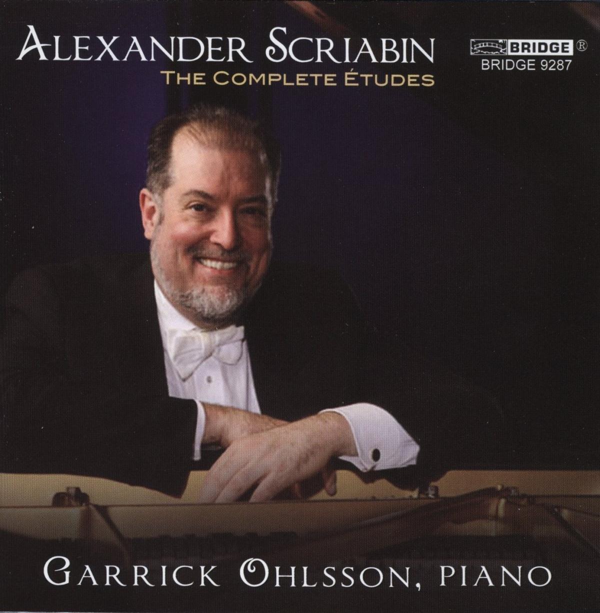 Alexander Scriabin The Complete Etudes